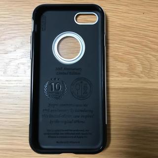 シュピゲン(Spigen)の【美品】Spigen iPhone7/8 ケース 米軍MIL規格対応(iPhoneケース)