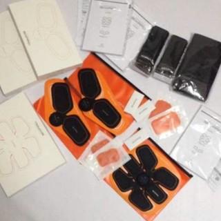 シックスパッド(SIXPAD)の正規品 SIXPAD シックスパッド 3点セット アブズフィット ボディフィット(エクササイズ用品)