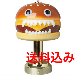 UNDERCOVER - 新品未開封 UNDERCOVER HAMBURGER LAMP ハンバーガー