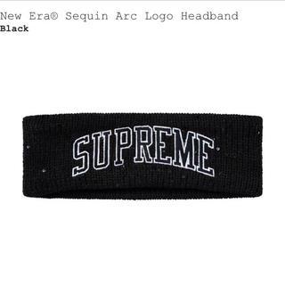 シュプリーム(Supreme)の✨ New Era Sequin Arc Logo Headband (その他)