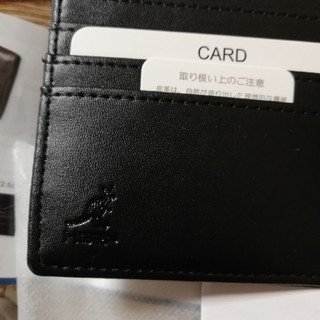 カンゴール(KANGOL)のメンズ 二つ折り 札入れ 新品(折り財布)