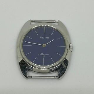 ウォルサム(Waltham)のウォルサム手巻(腕時計(アナログ))