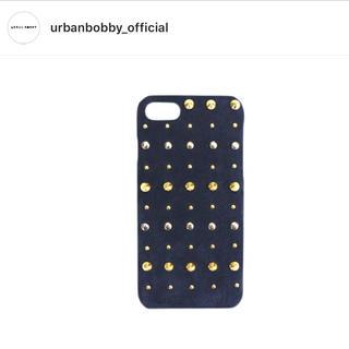 アーバンボビー(URBANBOBBY)のiphone 7plus case(iPhoneケース)