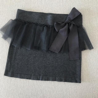 ザラ(ZARA)のニットスカート♡(ミニスカート)