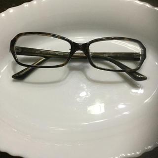 ゾフ(Zoff)のブラウン 眼鏡 zoff(サングラス/メガネ)