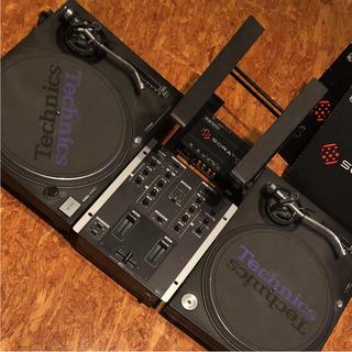 パナソニック(Panasonic)のDJセット Technics,SCRATCH LIVE,gemini(ターンテーブル)