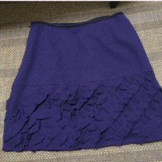 サリア(salire)のラトカーレ  スカート(ひざ丈スカート)