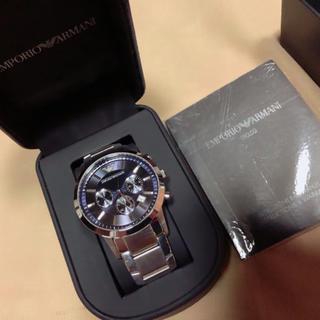 エンポリオアルマーニ(Emporio Armani)のアルマーニ  時計 新品未使用(腕時計(アナログ))