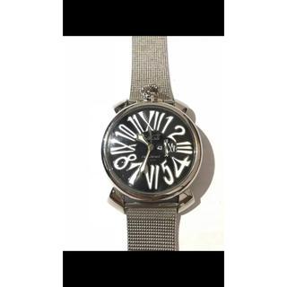 ガガミラノ(GaGa MILANO)のGaGaMILANO manuale 46mm ガガミラノ(腕時計(アナログ))
