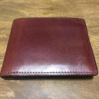 ガンゾ(GANZO)のガンゾ GANZO 二つ折り財布(折り財布)