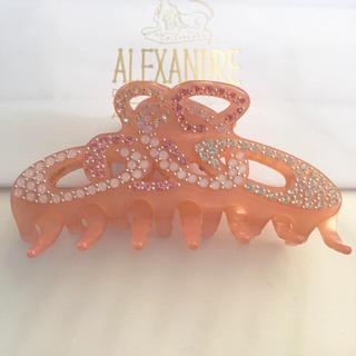 アレクサンドルドゥパリ(Alexandre de Paris)の☆Rare piece by Alexandre de Paris♡ ☆(バレッタ/ヘアクリップ)
