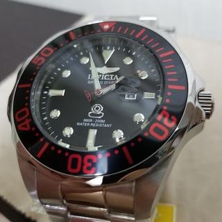 インビクタ(INVICTA)のInvicta 54mm サイクロプス プロダイバー クォーツ ブラックダイヤル(腕時計(アナログ))