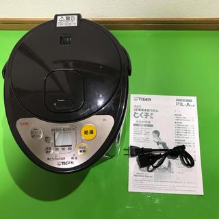タイガー魔法瓶とく子さん(電気ポット)