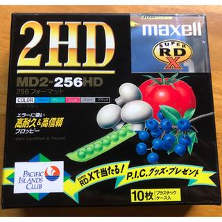 マクセル(maxell)の5インチフロッピーディスク(maxell 2HD)20枚☆送料無料☆(その他)