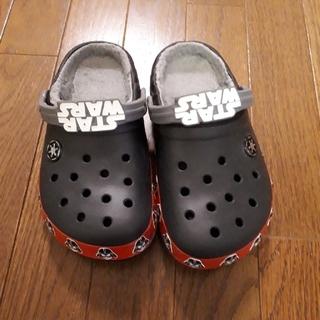 crocs - クロックスジュニア サンダル
