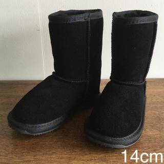 エミュー(EMU)の【子供用】EMU  エミュー ムートンブーツ Wallaby Lo 14cm(ブーツ)