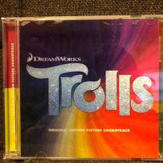 トロールズ サウンドトラック CD(映画音楽)