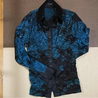 ゴーサンゴーイチプーラファム(5351 POUR LES FEMMES)の5351  メンズ柄シャツ(シャツ)
