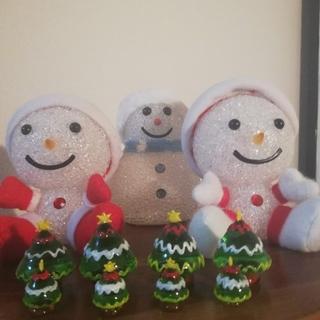 クリスマス飾り(置物)