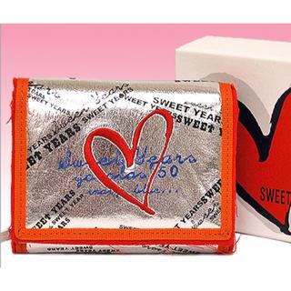 スウィートイヤーズ(SWEET YEARS)の新品 小銭入付 二つ折 財布 スウィートイヤーズ SWEETYEARS(財布)