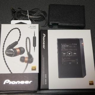 パイオニア(Pioneer)のPioneer XDP-30R(ポータブルプレーヤー)