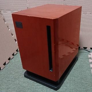 オンキヨー(ONKYO)のオンキヨー アンプ内蔵サブウーファー SL-057 中古品(スピーカー)