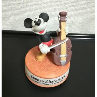 サンキョー(SANKYO)の陶器製オルゴール ミッキーマウスマーチ(オルゴール)
