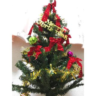 クリスマスツリー(置物)
