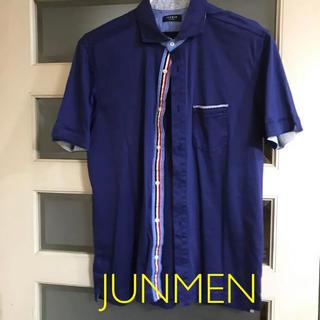 ジュンメン(JUNMEN)の半袖シャツ JUNMEN(Tシャツ/カットソー(半袖/袖なし))
