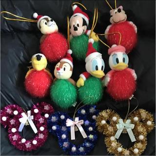 Disney - クリスマス オーメント ディズニー