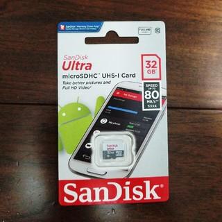 サンディスク(SanDisk)の★新品★クラス⑩★SanDisk★microSD 32GB★(その他)