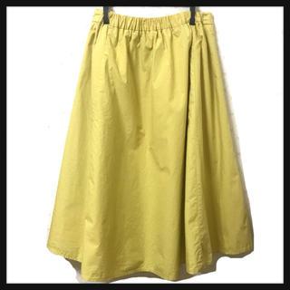 シンプリシテェ(Simplicite)の【SIMPLICITE】膝丈スカート(ひざ丈スカート)