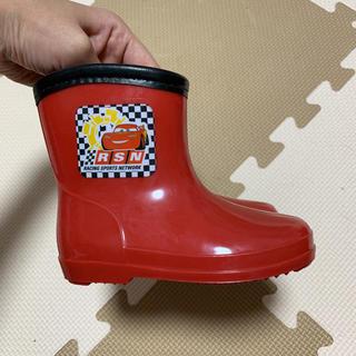 coco様専用 カーズ の長靴🚗未使用品です。(長靴/レインシューズ)
