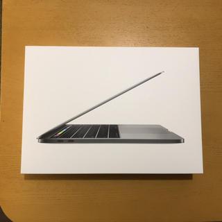 マック(Mac (Apple))のMacBook Pro 13インチ 2017 touch bar搭載(ノートPC)