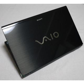 ソニー(SONY)の10周年記念 限定モデル VAIO i7搭載、SSD256GB、Office付属(ノートPC)