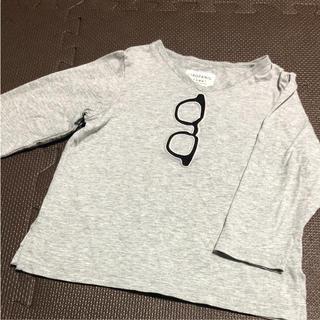 チャオパニックティピー(CIAOPANIC TYPY)のチャオパニック ティピー メガネ ロンt 100(Tシャツ/カットソー)
