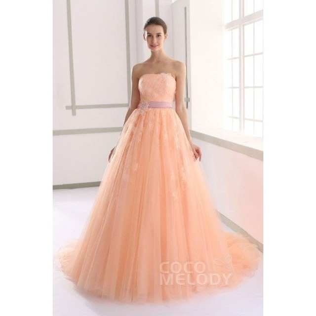 118acc0480d4c cocomelody カラードレス レディースのフォーマル ドレス(ウェディングドレス)の商品写真