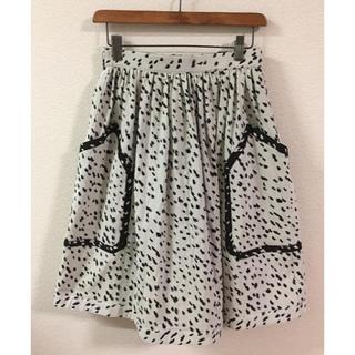 ツモリチサト(TSUMORI CHISATO)のツモリチサト リバーシブルスカート(ひざ丈スカート)