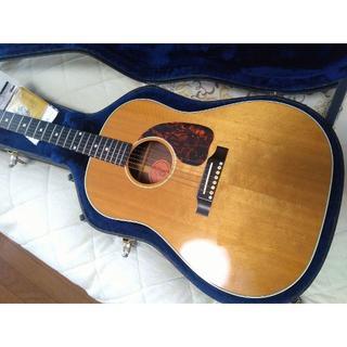ギブソン(Gibson)の2001年製 J-45 Rosewood 超美品 BearClaw トップ!(アコースティックギター)