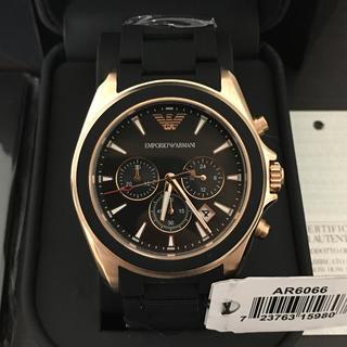 エンポリオアルマーニ(Emporio Armani)の新品未使用 エンポリオアルマーニ AR6066腕時計(腕時計(アナログ))