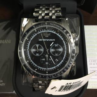 エンポリオアルマーニ(Emporio Armani)の新品未使用 エンポリオアルマーニ AR5988腕時計(腕時計(アナログ))