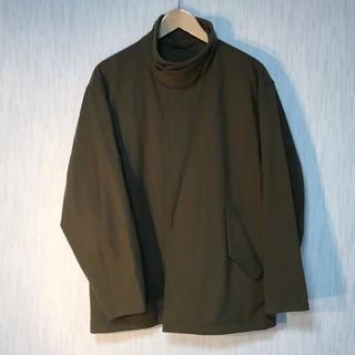 コモリ(COMOLI)のCOMOLI スタンドカラージャケット(ブルゾン)
