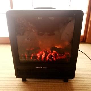 電気式暖炉 暖炉ストーブ(電気ヒーター)