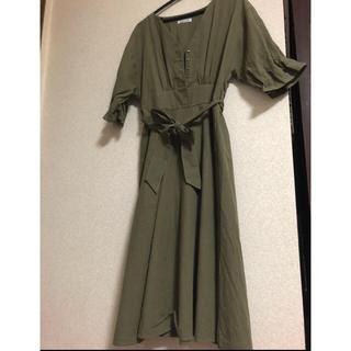ナチュラルクチュール(natural couture)のワンピース新品(ひざ丈ワンピース)