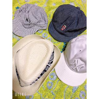 ニューエラー(NEW ERA)のベビー帽子 💖(帽子)