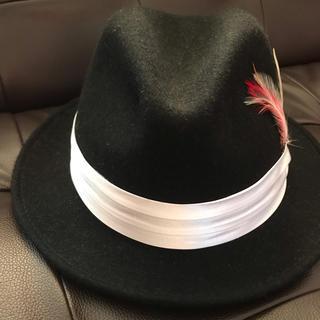 BRONER 中折れ帽(ハット)