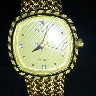 エルジン(ELGIN)のELGIN レディース腕時計(腕時計)