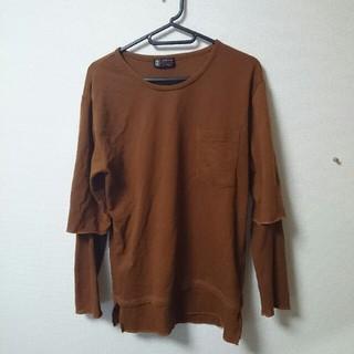 エムケーミッシェルクランオム(MK MICHEL KLEIN homme)のロンT(Tシャツ/カットソー(七分/長袖))