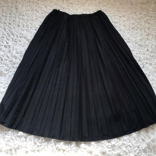 ♥ emsexite プリーツスカート 黒 ♥