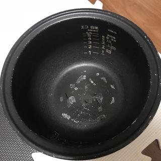 タイガー(TIGER)の中古 鍋底剥がれあり メーカータイガー(TIGER)型番JKN1487(炊飯器)